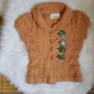 Anthropologie Leifsdottir Cardigan Sweater. Sz. S